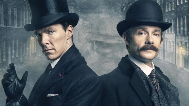 Holmsomānija. Noskaties - Holmss.lv piedāvā BBC grāvēju 'Šerloks. Baisā līgava'