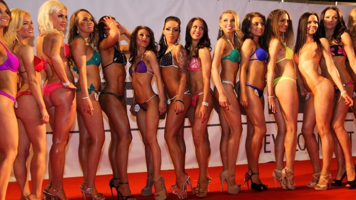 Pikantākie kadri no Miss Bikini Fitness 2016 pusfināla