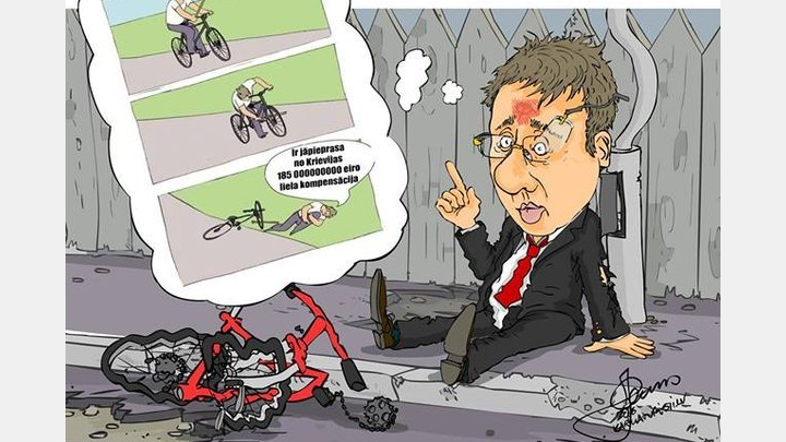 Ģenerālprokuroram jāizlemj vai saukt Nilu Ušakovu pie kriminālatbildības
