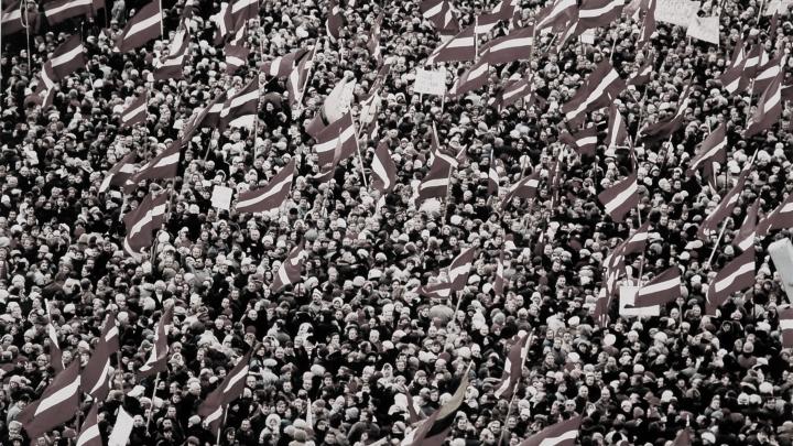 Ko tagad dara tie, kas balsoja pret Latvijas neatkarību