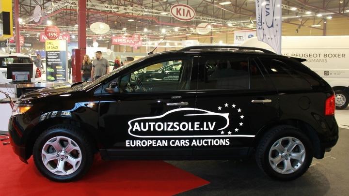 Latvijā arvien populārāka kļūst auto iegāde izsolēs