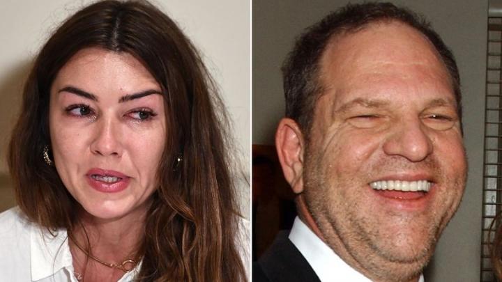 Izvarotas sievietes paziņojums par Holivudas producentu Vainsteinu