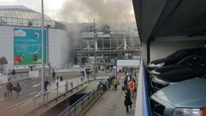 Sprādzienos Briselē vismaz 34 nogalināti un 170 ievainoti