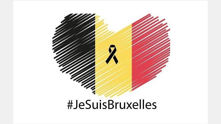 FOTO: Karikatūrās tiek izsmieti teroristi, kas uzbruka Briselei