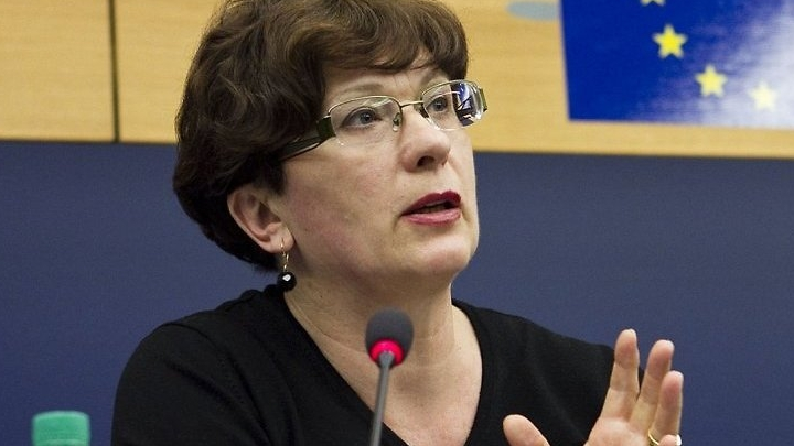Sandra Kalniete mūžam neaizmirsīs slaktiņu Briselē