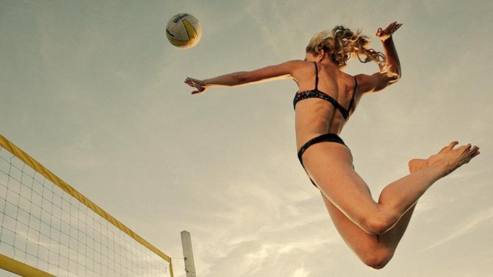Vai vadošie pludmales volejbolisti nodarbojas ar seksu pludmalē?