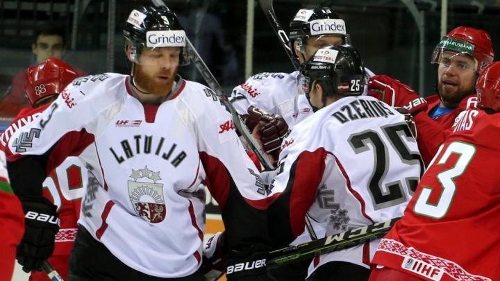 Atklāts, cik tūkstošus saņems Latvijas izlases hokejisti par iekļūšanu 1/4 finālā