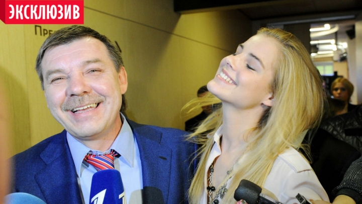 Ekskluzīvi: Znaroka meita uzsākusi romānu ar NHL hokejistu
