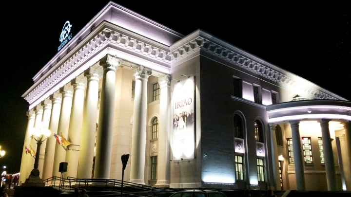 FOTO: VEF Kultūras pils pēc rekonstrukcijas