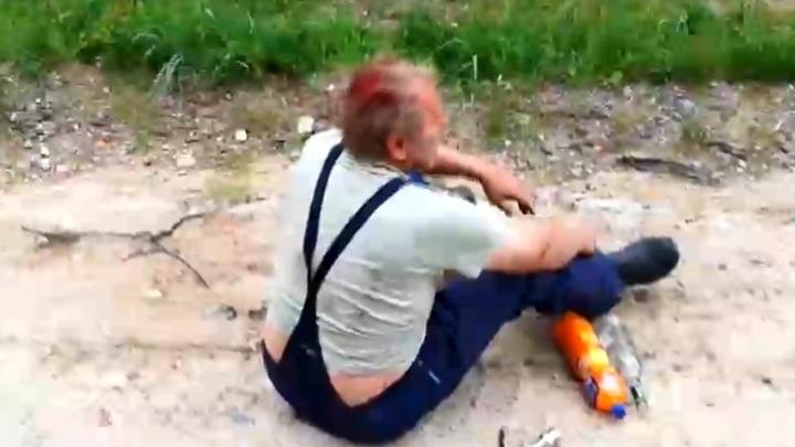 Aiztur pārdzērušos šoferi, kurš ar asiņojošu galvu atkal dabū šņabi