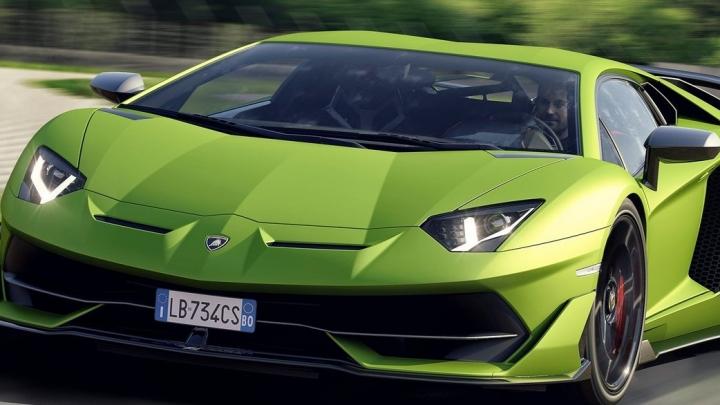 Latvijā ierodas visātrākais Lamborghini pasaulē