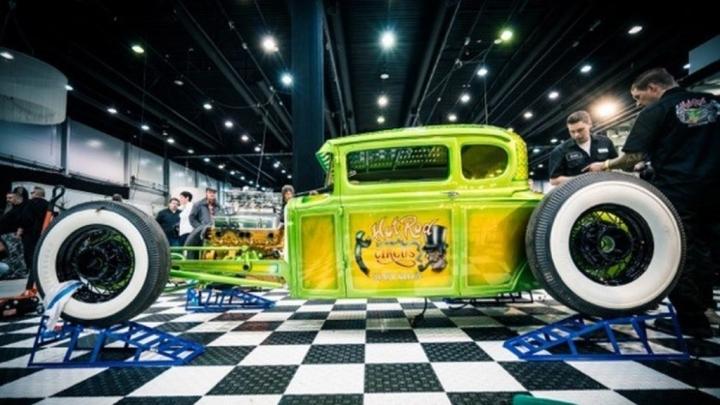 Krāšņākie tūninga un iespaidīgākie sacīkšu auto! Auto Exotica svin 20 gadu jubileju Ķīpsalā