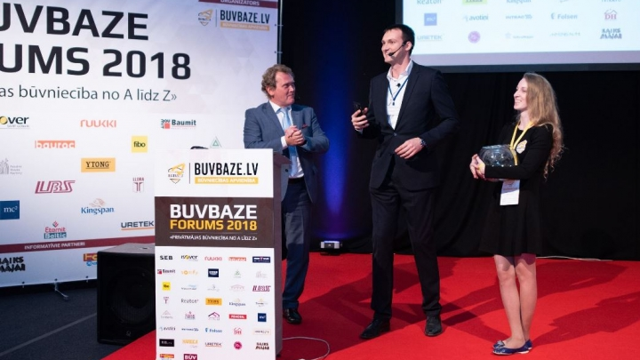 ComfortHome 2019 Ķīpsala. Latvijā pirmo reizi notiks būvniecības un tehnoloģiju ringa cīņas