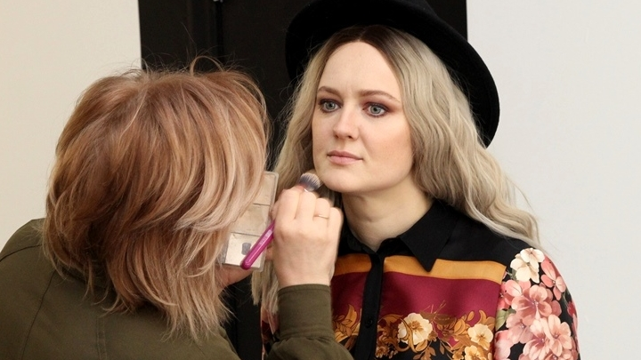 Izstādes Baltic Beauty 15 gadu jubilejā Agnese Rakovska maina imidžu