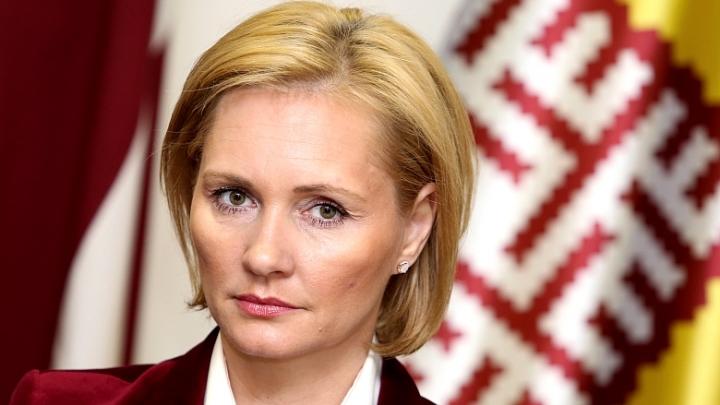 """Latviešu tauta Broku ievēlēja kā latviešu labo gariņu politikā, bet viņa """"pārdevusies"""" Saskaņai..."""