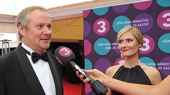 45 gadu vecumā pāragri mūžībā aizsaukts TV3 šefs Igaunijā