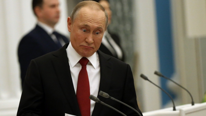In First Address to Nation on the Coronavirus, Putin Holds Back From Stringent Measures