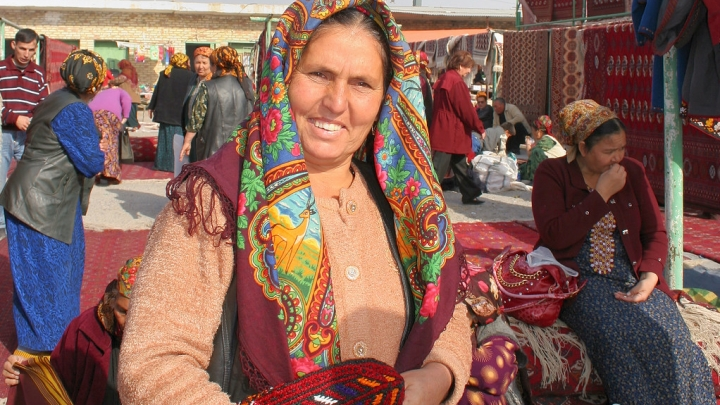 """Be care: Turkmenistan bans the word """"coronavirus"""" and threatens to arrest anyone seen wearing a face mask"""