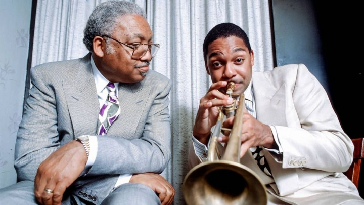 Gallery in eternal memory: COVID-19 did not save the world's jazz icon Ellis Marsalis either. R.I.P
