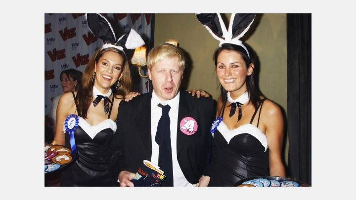 Boris Johnson feel better! Photo of the Prime Minister's personal life