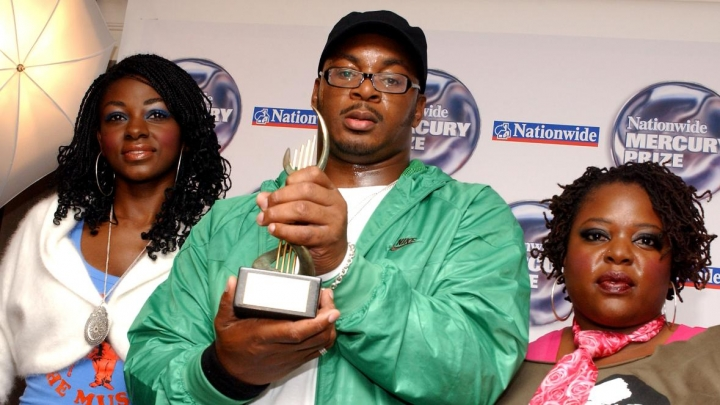 He was only 47. Memorial photo gallery of British rapper Ty. R.I.P