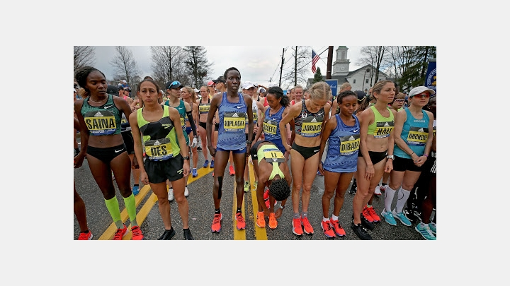 Covid - 19 cancels the prestigious Boston Marathon, athletes in shock