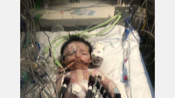 Heartbreaking! Baby could die, but thank God, he didn`t!