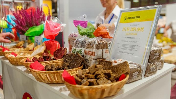 Nāc un degustē! Latvijas un 25 valstu gardumi izstādē Riga Food 2020 Ķīpsalā