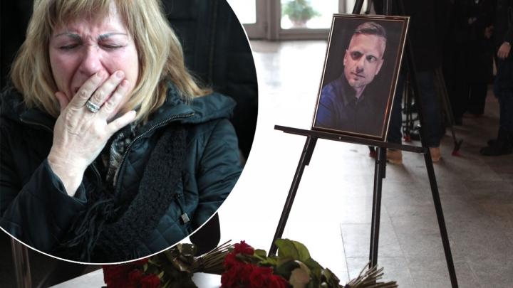 Pašnāvība. 41 gads. Ar asarām acīs māmiņa un aktieri atvadās no tautā iemīļotā mākslinieka