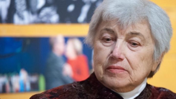 Mūžībā devusies izcilā rakstniece, Rūdolfa Blaumaņa muzeja Braki sirds un dvēsele Anna Kuzina