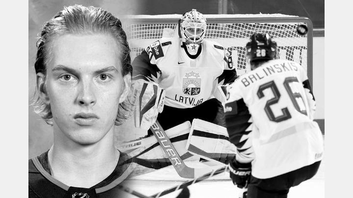 Prātam neaptverami. 24 gadu vecumā draugu kāzās mīklainos apstākļos gājis bojā izcilais hokejists Matīss Kivlenieks