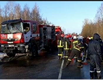 Kādēļ ugunsdzēsēju vadītā auto dēļ bojā gāja divi nevainīgi cilvēki?