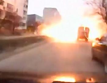 Šokējošs video: Ukrainā vienkārši var cilvēku nogalināt uz ielas, mašīnā, pieturvietā