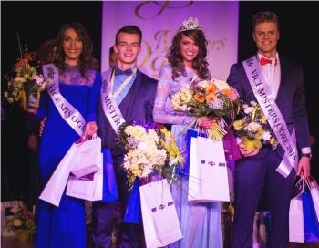 FOTO: Noskaidroti Diānas Kubasovas rīkotā skaistumkonkursa pievilcīgākie jaunieši