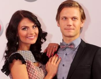 Diāna Kubasova necieš savu deju partneri; savukārt partneris uz meiteni bļauj