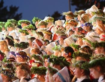 Dižkoncertā atzīmēs IV Vispārējo latviešu Dziesmu un mūzikas svētku 120. gadadienu