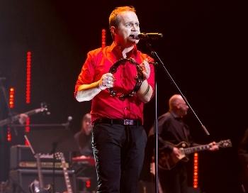 Guntara Rača jubilejas koncerts Tikai tā arī Liepājā