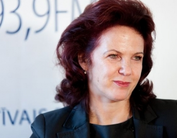 Solvita Āboltiņa ir ļoti nogurusi; Vienotību gaida Tautas partijas liktenis
