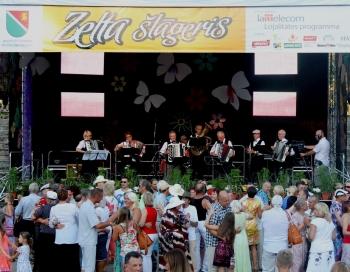 Madonā notiks populārās mūzikas festivāls Zelta Šlāgeris 2015