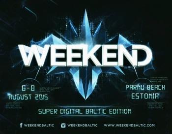 Festivāls Weekend Festival Baltic pulcēs kuplu latviešu skaitu