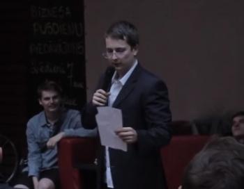 Labākā parodija par Nilu Ušakovu