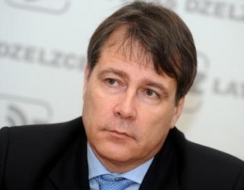 Aizturēts LDz valdes priekšsēdētājs Uģis Magone