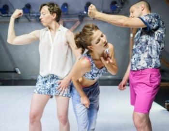 Ropažos ar sešām vides dejas performancēm noslēgsies 5.starptautiskais laikmetīgās dejas festivāls Vides deja
