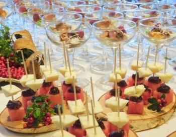 Jau parīt izstādes Riga Food atklāšana