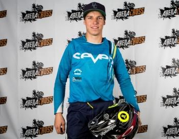 Motokrosa pro-sportists Augusts Justs: Arenacross Baltic sacensības ir jāizbauda