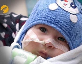 Kopā mēs varam palīdzēt šim mazulim