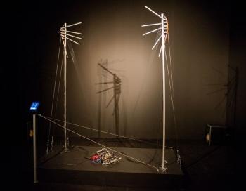 Norisināsies starptautiska izstāde SUPERCONDUCTION: the challenge of art & technology