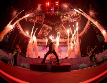 Ar vienīgo šovu Baltijā nākamgad Kauņā uzstāsies Iron Maiden