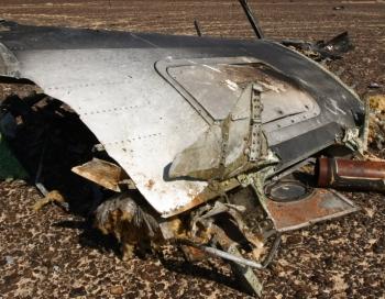 Krievijas lidmašīna ar 224 cilvēkiem uz borta tikusi uzspridzināta