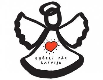 Labdarības akcijā Eņģeļi pār Latviju saziedotie līdzekļi palīdzēs 79 bērniem